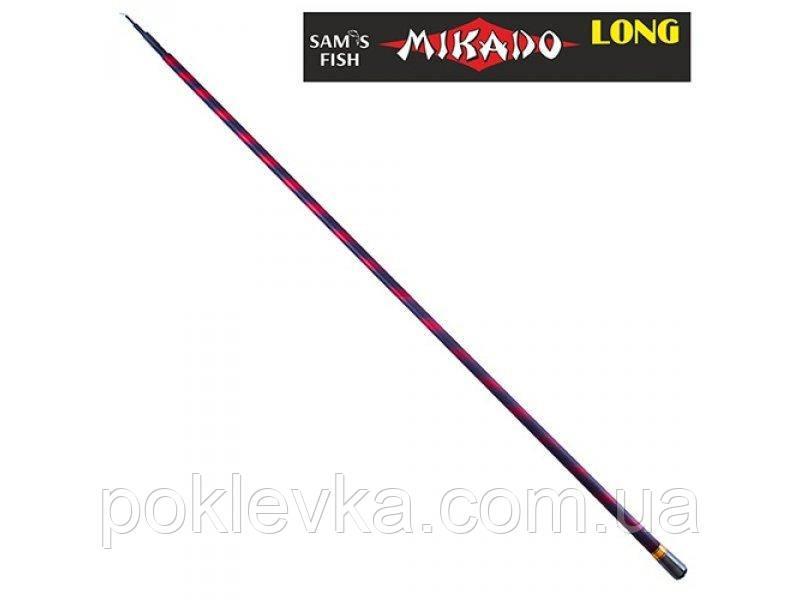 Карбоновая маховая удочка Sams Fish Mikado 6 метров