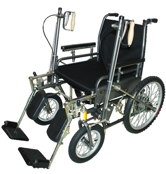 Дорожное складное колесное кресло ДККС-8. Складная инвалидная коляска ДККС-8. Кресло-коляска ДККС-8