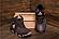 Ботинки мужские кожаные Reebok чёрные реплика, фото 2