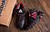 Ботинки мужские кожаные Reebok чёрные реплика, фото 4