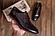 Туфли мужские кожаные VanKristi, фото 4