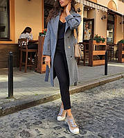 Женское пальто плотный качественный турецкий кашемир на подкладке