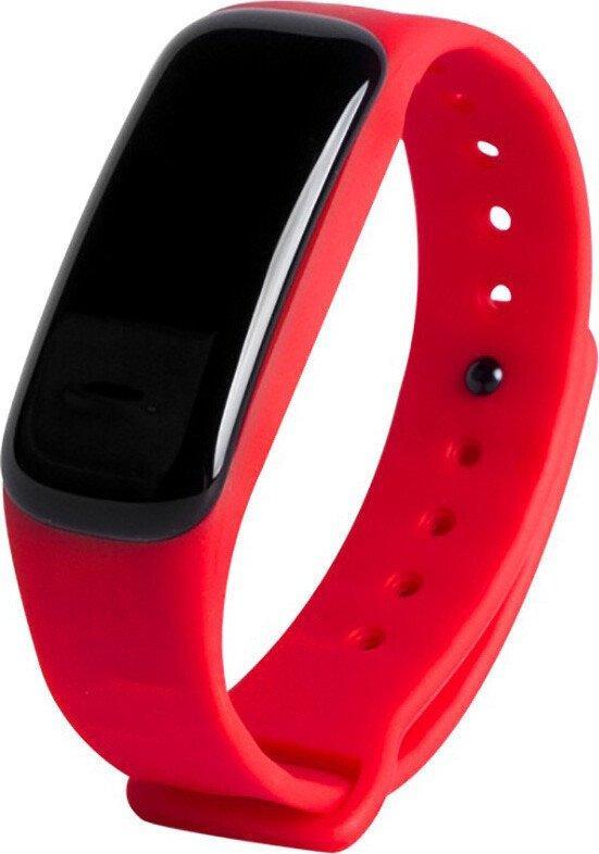 Фитнес-браслет Smart band C1 Red
