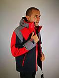 Чоловіча гірськолижна куртка avecs, фото 4