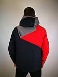 Чоловіча гірськолижна куртка avecs, фото 3