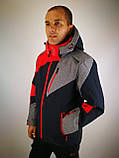 Чоловіча гірськолижна куртка avecs, фото 2
