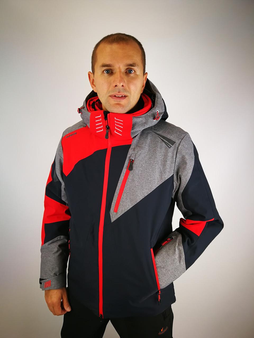 Чоловіча гірськолижна куртка avecs