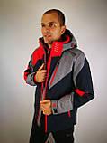 Чоловіча гірськолижна куртка avecs, фото 6