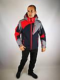 Чоловіча гірськолижна куртка avecs, фото 7
