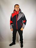 Чоловіча гірськолижна куртка avecs, фото 9