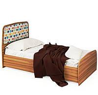 Кровать 1-сп  Колибри Лимон, фото 1
