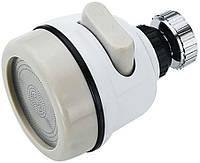 Насадка на кран с распылительной головкой, водосберегающий насадка