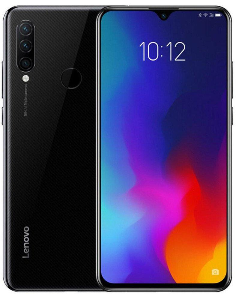 Смартфон Lenovo K10 Note 6/128GB Knight Black