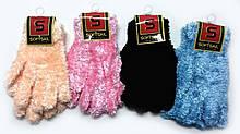 Женские перчатки акрил Softsail