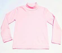 Детский гольф для девочки нежно розовый