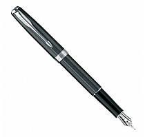 Ручка перо Urban мат. чорн. c позол. Parker (F 19Ч) 20 212Ч