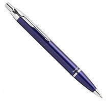 Ручка шариковая IM синяя с хром. Parker (K 79С) 20 332C