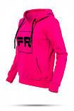 Толстовка женская Freever розовая, фото 3