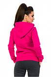 Толстовка женская Freever розовая, фото 2
