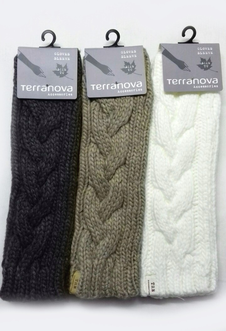 Перчатки женские  длинные Terranova