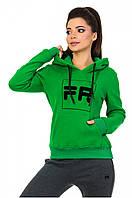 Толстовка женская Freever зеленая, фото 1