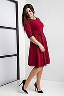 Женское платье солнце клёш, фото 1