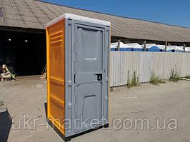 Биотуалет кабина пластиковая Люкс