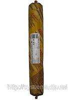Sikaflex® Construction - однокомпонентный полиуретановый герметик для  строительных швов, серый, 600 мл