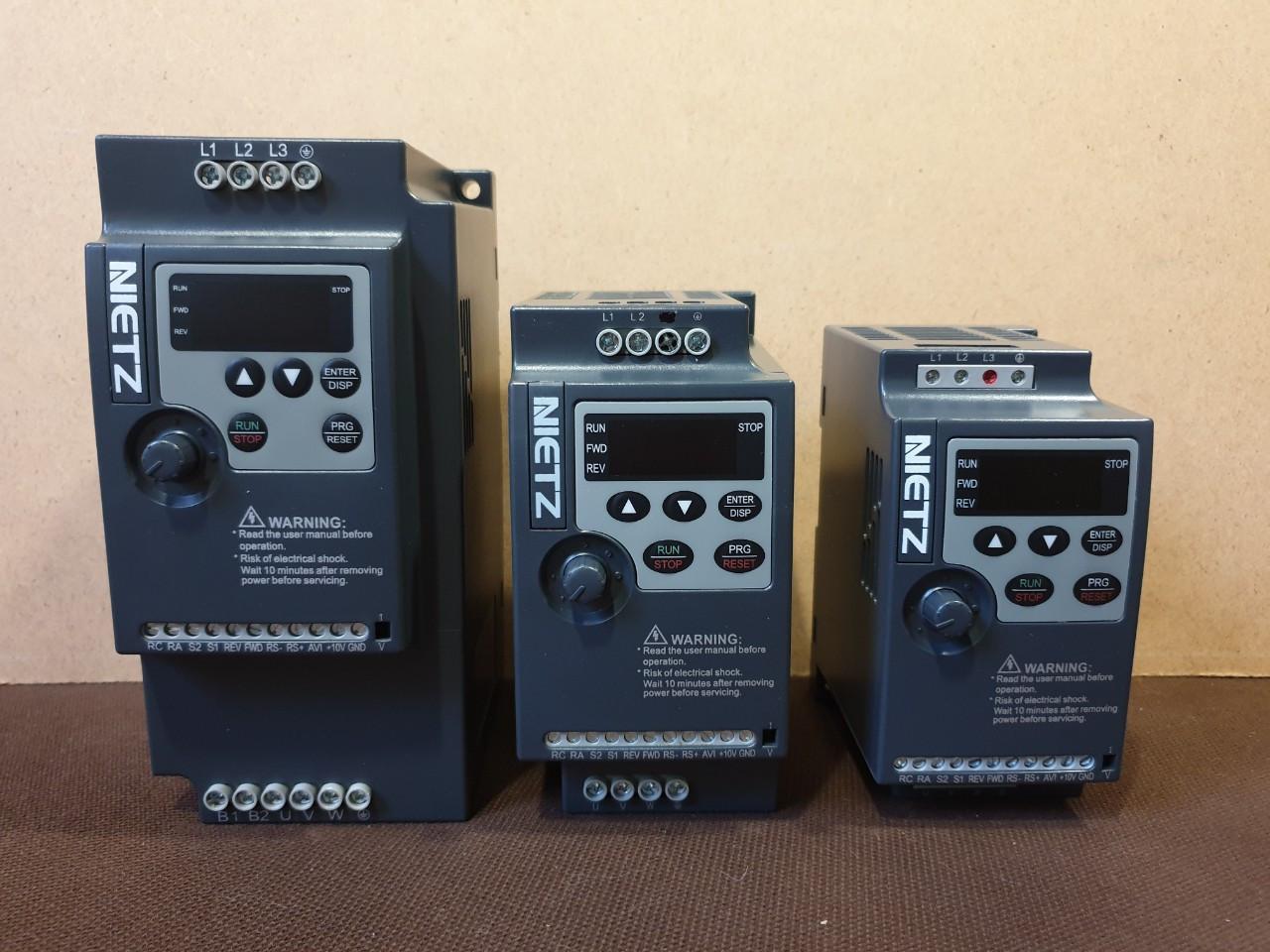 Преобразователь частоты NZ2400 3,7 кВт Вх:3-ф/380В | Вых:3-ф/380В