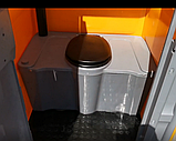 Биотуалет кабина Люкс, фото 9