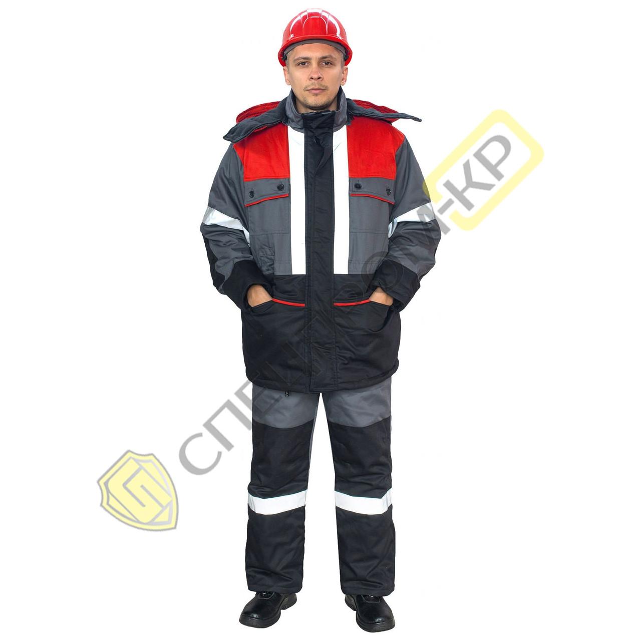 Куртка утепленная МТинвест