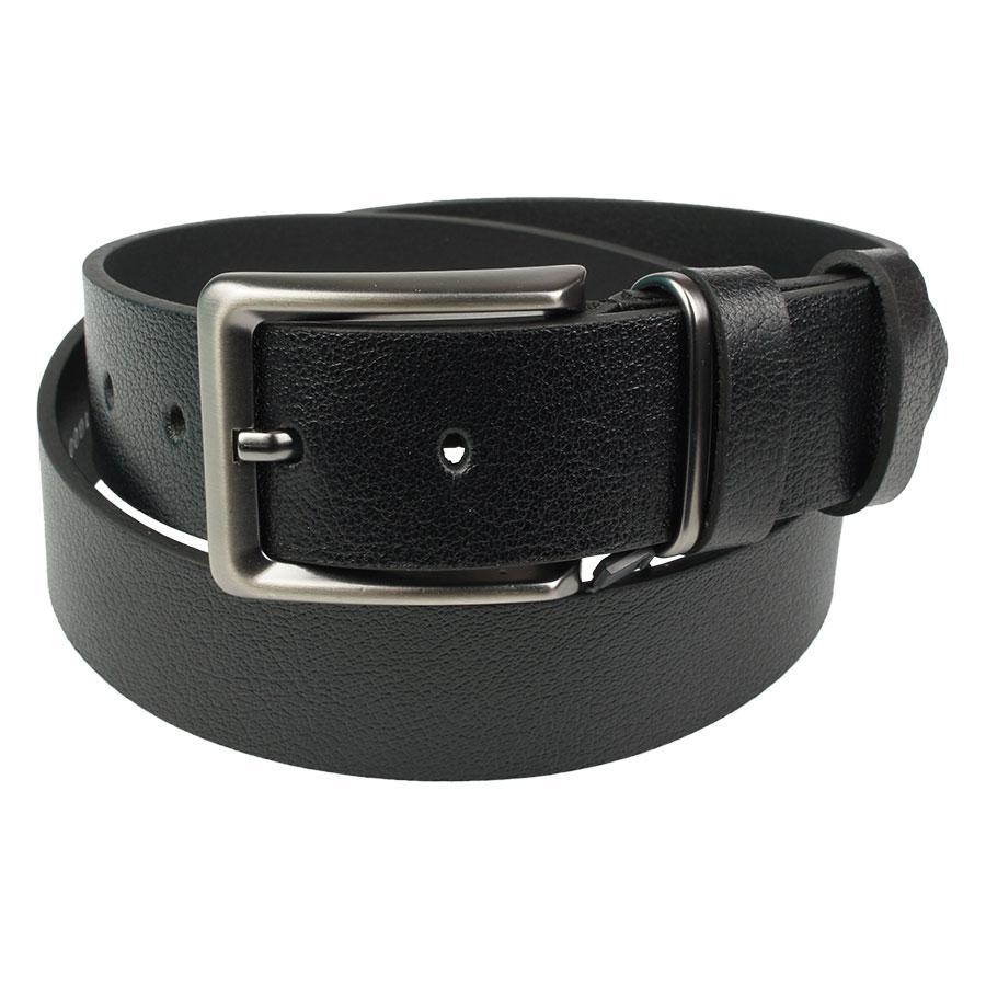 Стильный мужской ремень Bond 41000 jeans black