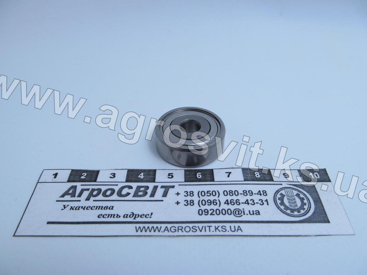 Подшипник 1080037 (DIN 637-ZZ); размеры 7х26х9 (Китай)