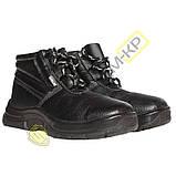 Ботинки кожанные рабочие ПУП, фото 2