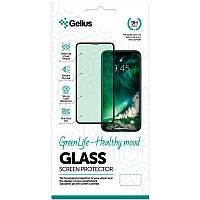 Защитное стекло Gelius Green Life для Realme C3 Black