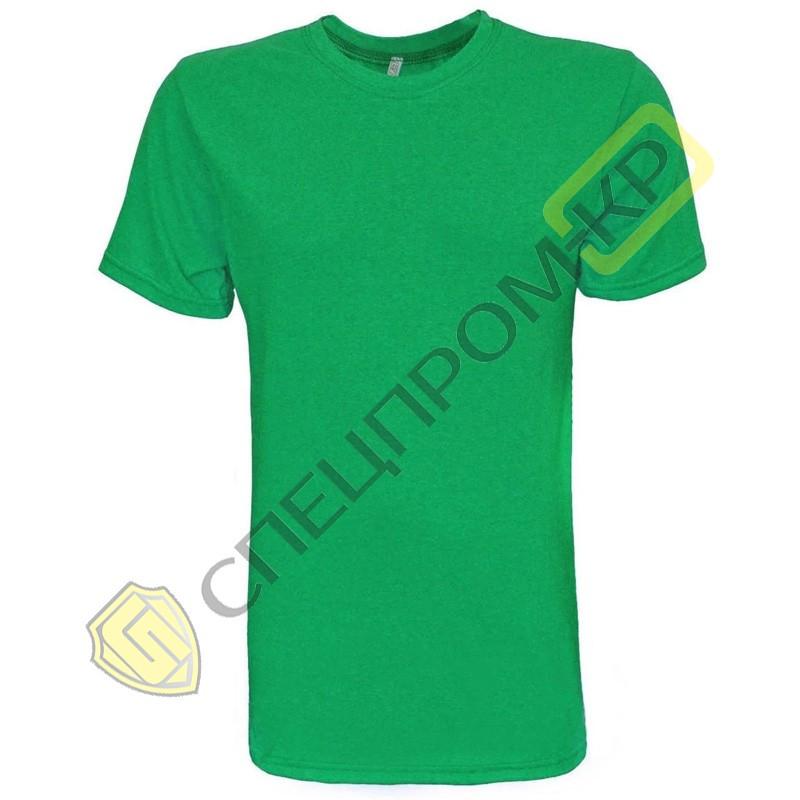 Футболка TSM зеленая