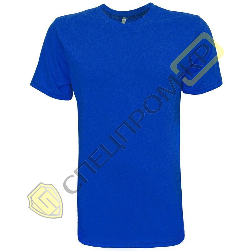 Футболка TSM синяя