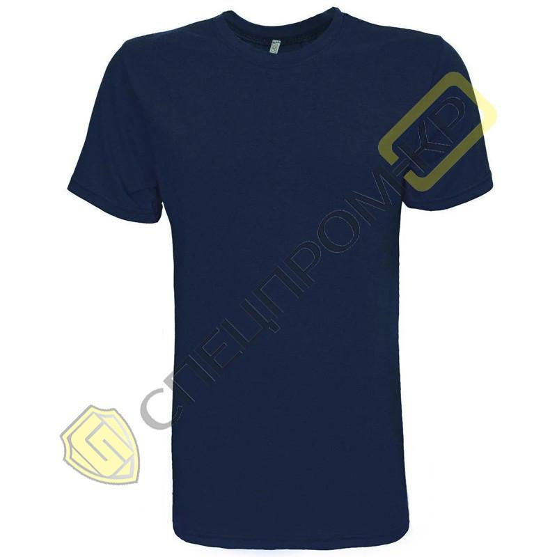 Футболка TSM темно-синяя