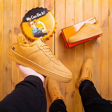 """Зимние ботинки с мехом Stilly Mac Win """"Рыжие"""", фото 2"""