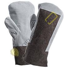 Вачеги (рукавицы сталеваров)