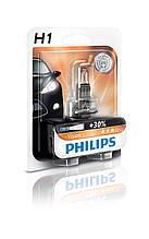 Авто лампа H1 \ PHILIPS 55W 12V Premium