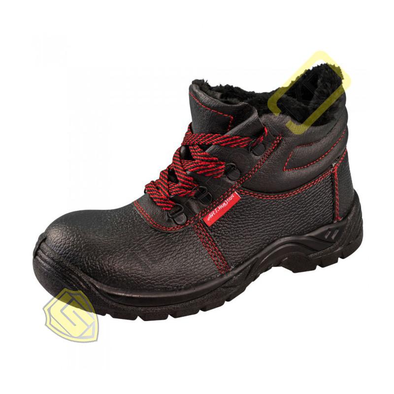 Защитные зимние ботинки c метноском COMFORT SB