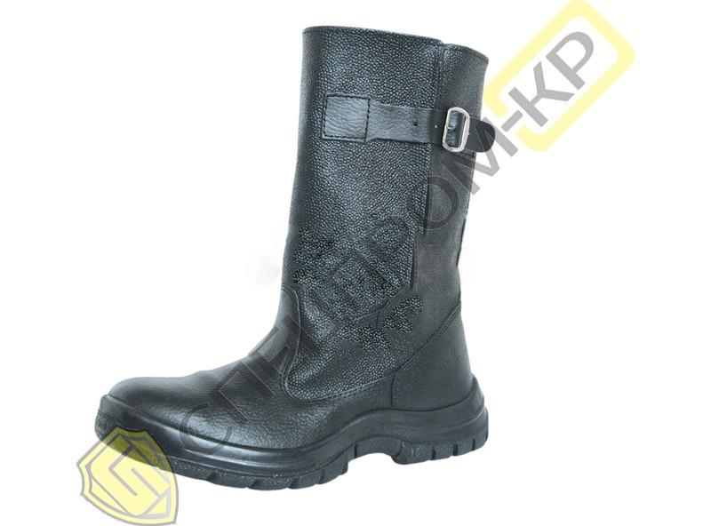 Сапоги ПУП с металлическим носком Утепленные