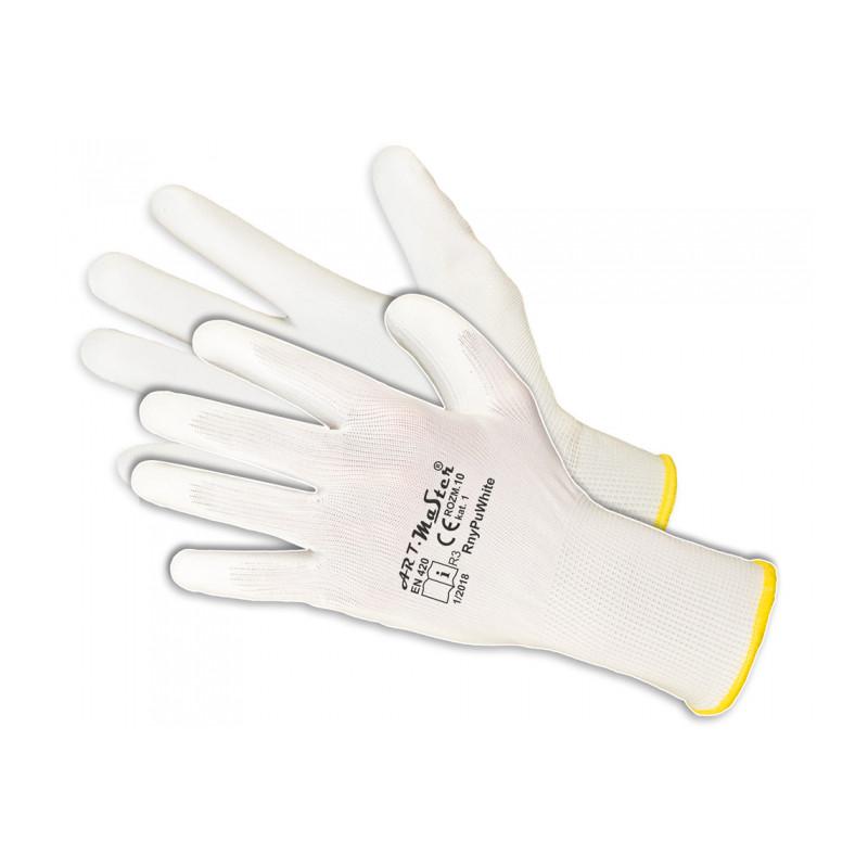 Высокоточные перчатки RnyPu White