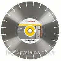BOSCH Standard for Universal, 350 мм - Алмазный отрезной круг