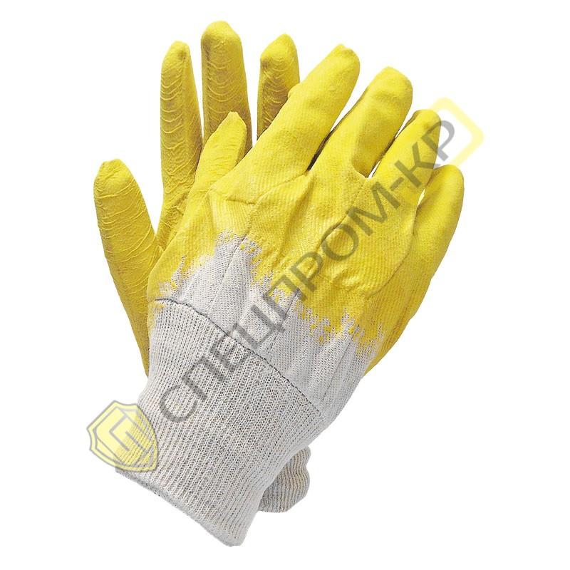 Прорезиненные перчатки СТЕКОЛЬЩИКА