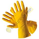 Перчатки хозяйственные латексные, фото 2