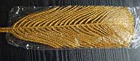 Лист павлинье перо, фото 1