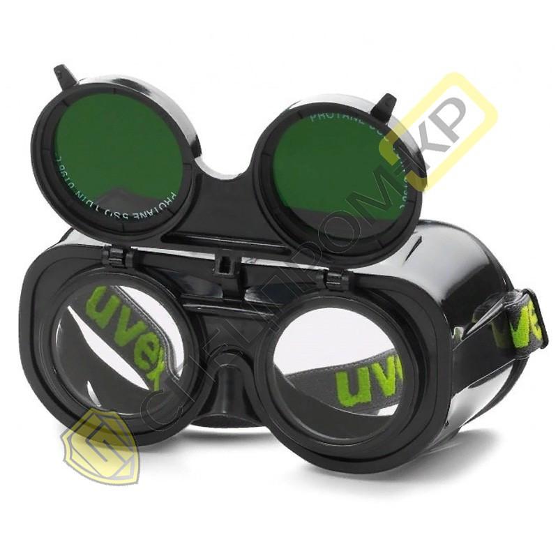 Очки Uvex закрытые Амиго 9350.035 для газосварки (Amigo)