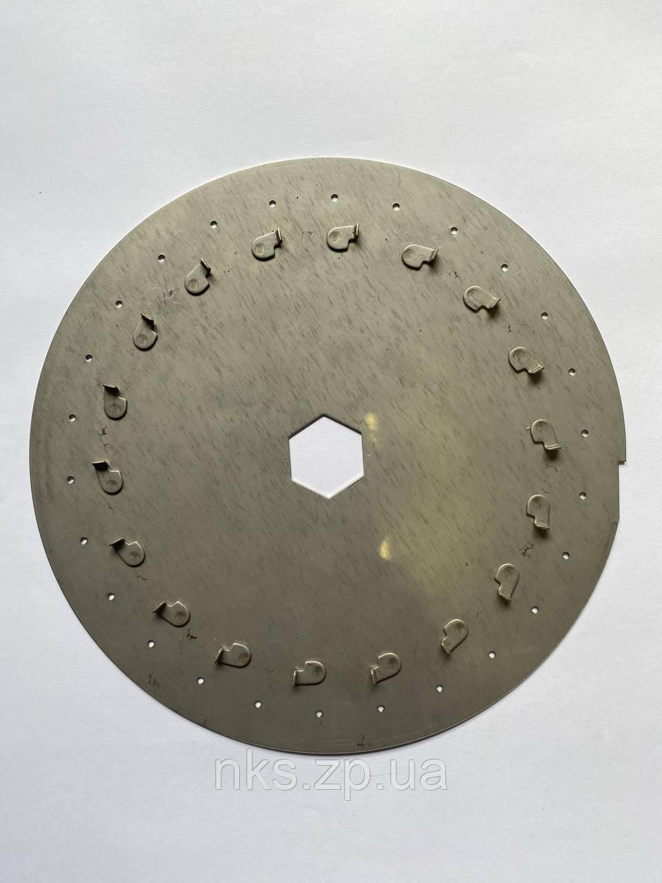 Высевающий диск 2,1х26 Gaspardo